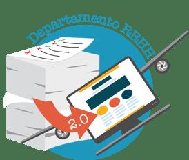 Aplicar el Reclutamiento 2.0 a tu Departamento